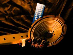 Amplificateur Pêche à la mouche